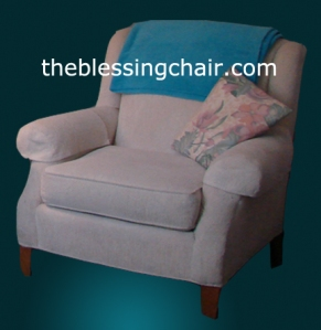 the blessing chair