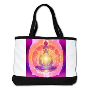 Sacred Geo Man Shoulder Bag
