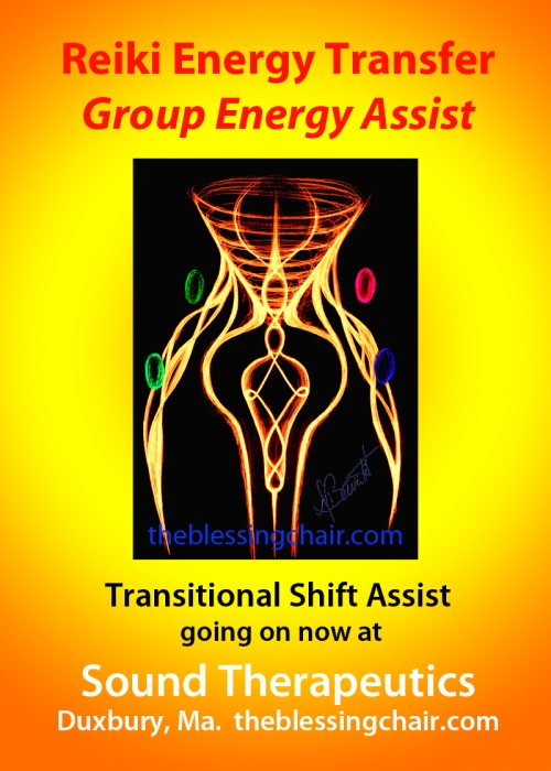 Reiki Energy Assist