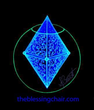Stand within this Sacred Geometric shape and see how you feel.