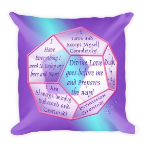Affirmation Pillow